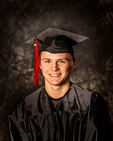 2016 cap and gown